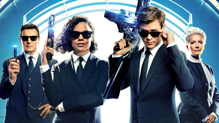 'Men in Black: International' introduces new agents, weapons and aliens