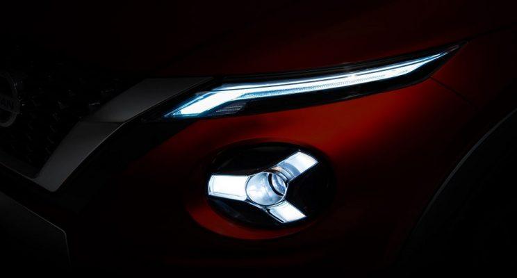 Nissan starts teasing new Juke ahead of September reveal