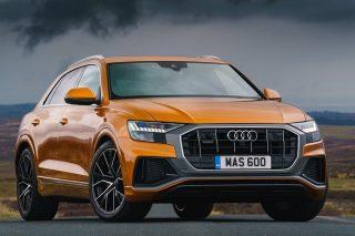 Audi Q8 is a 'luxury lounge' on wheels