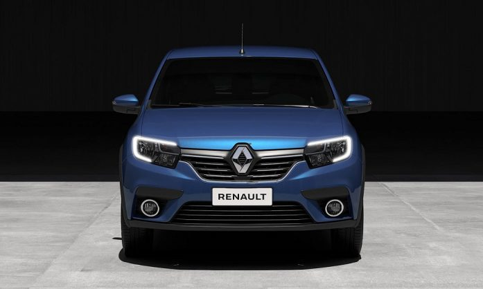 Renault Brazil reveals first images of updated Sandero