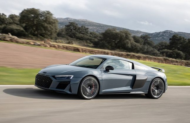 Next Audi R8 coming in 2023 with electric motivation