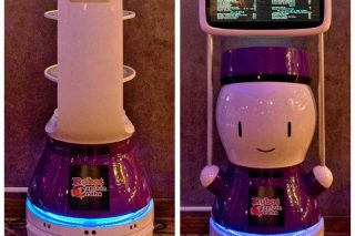 Robots may soon take the place of all waiters