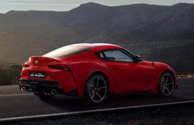 Here it is: Toyota Supra officially priced – The Citizen