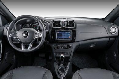 Brazil's freshened-up Renault Sandero reveals its full self