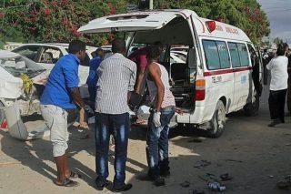 At least eight killed in Somalia roadside blast