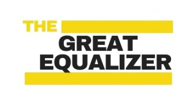 The Great Equalizer Logo