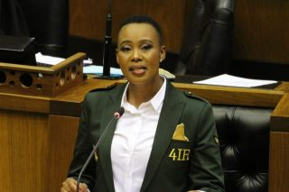 I did not use public funds for wedding anniversary, trip – Ndabeni-Abrahams - Citizen