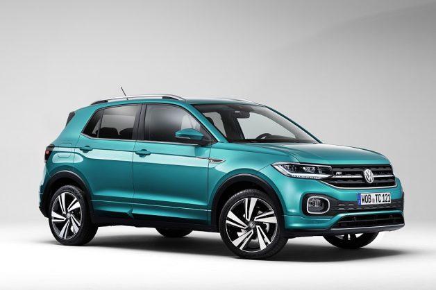 Volkswagen reveals initial T-Cross pricing