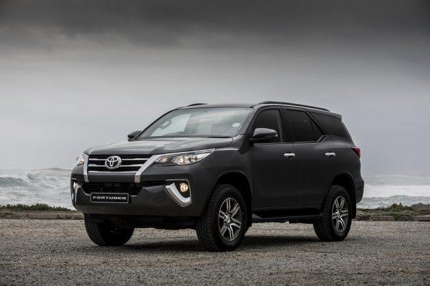Toyota upgrades Fortuner's infotainment system