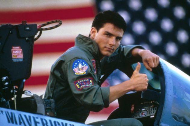 WATCH: Tom Cruise returns to the skies in 'Top Gun: Maverick'