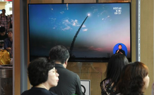 North Korea threatens to take 'new road' with latest launches
