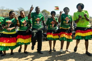Activists 'abducted' ahead of Zimbabwe protests: rights groups