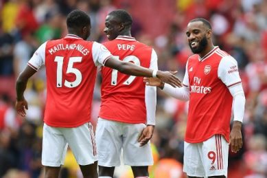 Is it too early to count Arsenal in the Premiership title race?