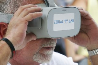 Virtual reality is helping seniors with depression