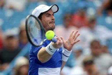 Murray rates Cincinnati singles comeback 'OK' despite defeat