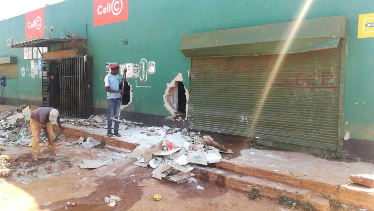 Soweto lootings: No plans in place to prevent future tension – Cormsa