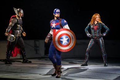 Four performances added for 'Marvel Universe Live'