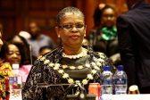 ANC skiet Zandile Gumede, burgemeester van Durban, af