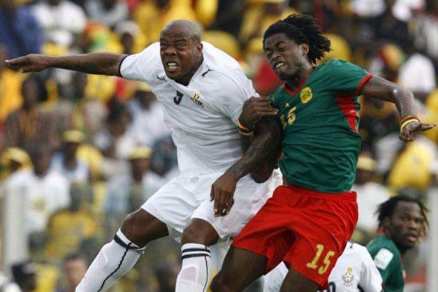 Former Ghana striker Agogo dead at 40