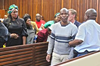 Teacher involved in muthi murder gets life behind bars