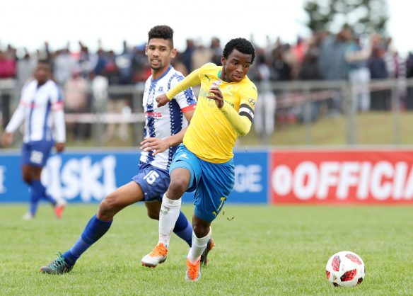 Sundowns youngster attracts interest