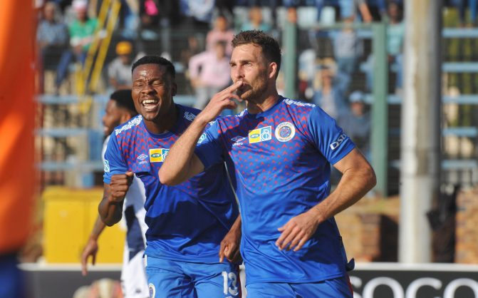 Pirates to table another offer for SuperSport striker