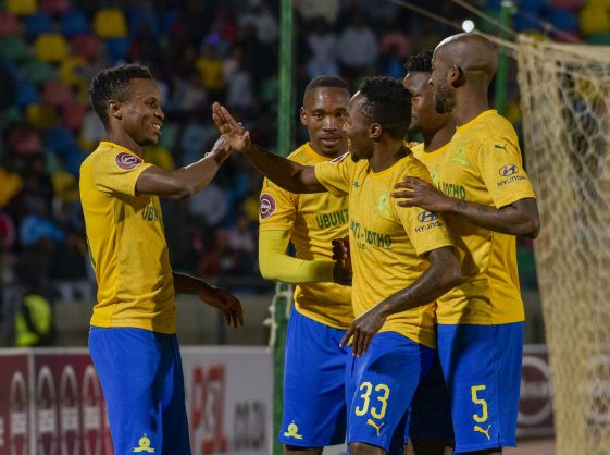 5-star Sundowns get the job done in Seychelles