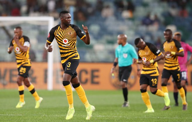 Chiefs defender Mathoho wins Phakaaathi Player of the Month