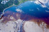 Reën in die Wes-Kaap veroorsaak dat die strandmeer van Kleinmond ná vier jaar in die oseaan bars - Citizen