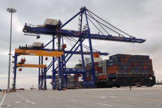 Namibia inaugurates R4.2bn Chinese-built port terminal