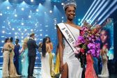 Zozibini Tunzi has been crowned Miss South Africa 2019
