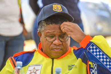 Mbalula confirms Audi driver who reached 309km/h on highway has been identified