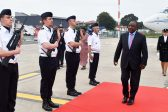 Ramaphosa arrives in France for G7 summit amid major global tensions