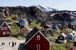 Greenland cold-shoulders Trump's reported buyer's wish
