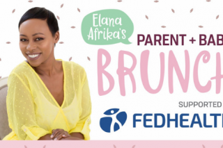 Read: Elana Afrika's Parent and Baby Brunch Event