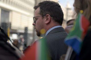BLF wants Ernst Roets tossed in jail for 'apartheid flag' tweet