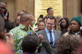LISTEN: Black caller begs Ernst Roets in tears to stop displaying 'apartheid flag'