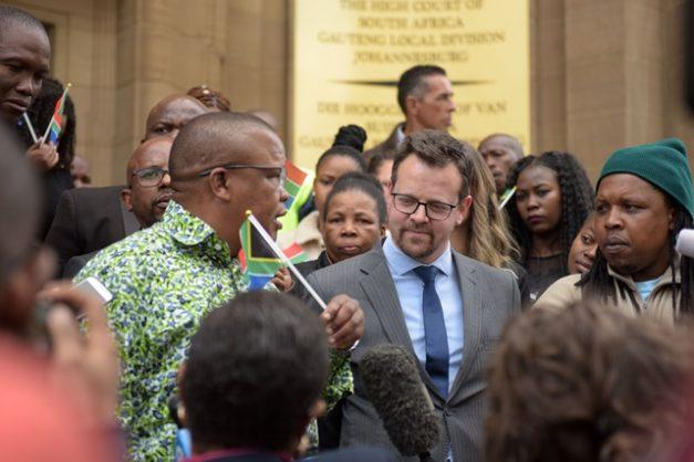 Concourt dismisses Mandela Foundation's appeal to jail Ernst Roets over old flag tweet