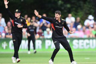 WATCH: SA's Ackermann breaks unlikely T20 record