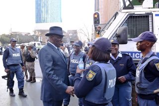 Police minister must pay R300k plus costs in wrongful arrest case – ConCourt