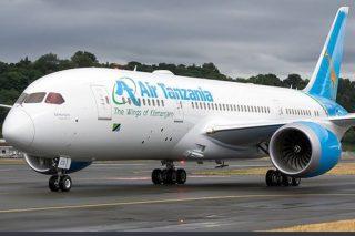 SA seizes Air Tanzania plane over unpaid farm claim