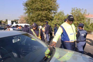 More than 600 arrested in major crime crackdown in Gauteng