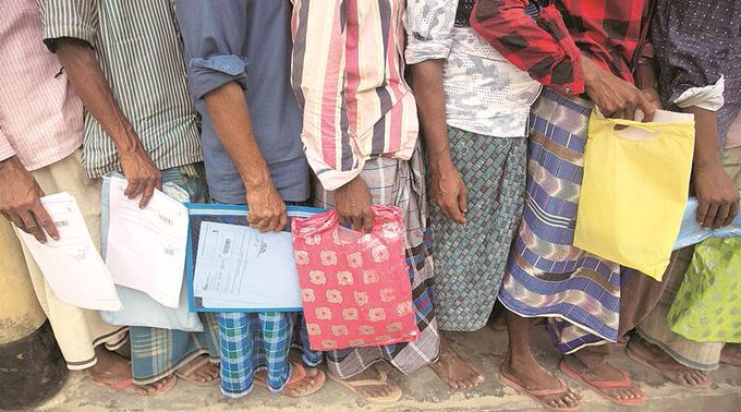 Two million face statelessness as India publishes citizenship list