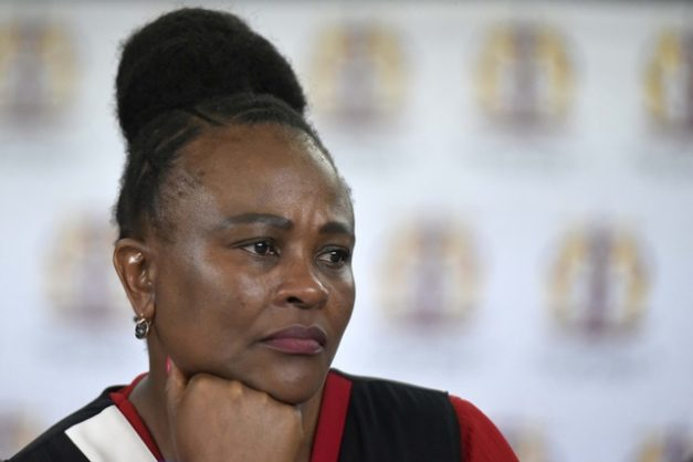 Mkhwebane's fate rests with three legal heavyweights appointed by Speaker