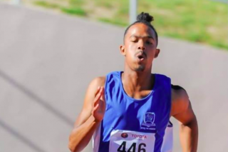 SA disabled athlete blitzes the pack at Swiss champs