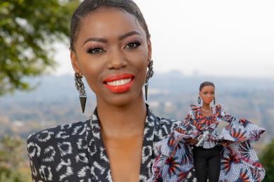 Lira celebrates one year anniversary of her Barbie doll