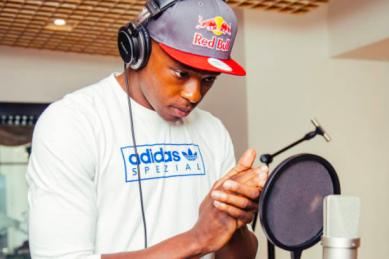 Kagiso Rabada flexes his musical muscle