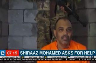 WATCH: Shiraaz Mohamed begs negotiator to do better so he can live