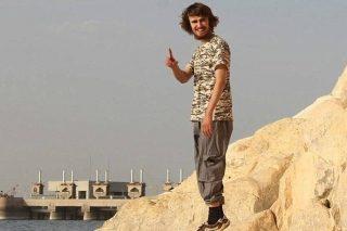 UK strips 'Jihadi Jack' of citizenship – report
