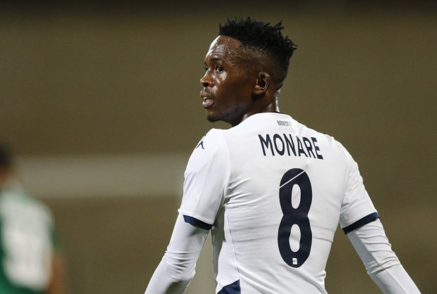 Kaizer Chiefs target Monare has his eyes firmly on the prize at Wits